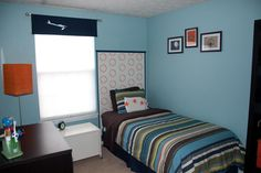 Teen Boy Bedroom Design Ideas, Pictures, Remodel, and Decor - page 9