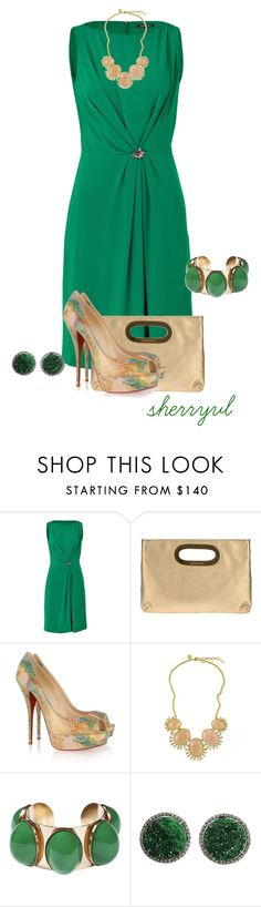 """""""Snakeskin Shoes"""" by sherryvl ❤ liked on Polyvore featuring Tara Jarmon, MICHAEL Michael Kors, Christian Louboutin, Roxy and Philippe Ferrandis"""