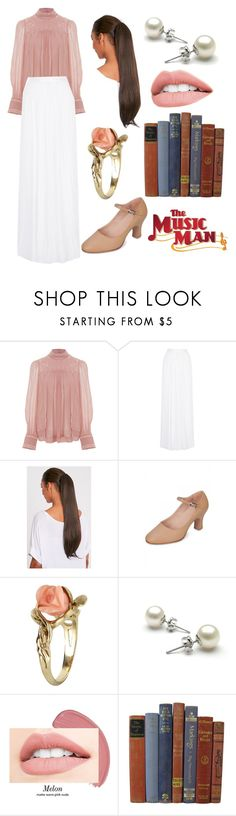 """Modern Marian the Librarian"" by lumenaria ❤ liked on Polyvore featuring Isabel Marant, Michael Lo Sordo, Bloch, Vintage and modern"