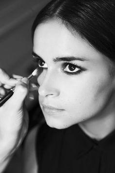 A Date with Chanel: Miroslava Duma