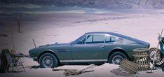 Aston Martin DBS (On Her Majesty Secret Sevice)