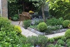 onderhouds vriendelijke tuin