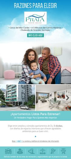 #NOVOCLICK esta con #Praia #TowerHouse Tower House, E-mail Marketing, Flyers, Templates, The Beach, Editorial Layout, Advertising, Houses, Models