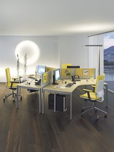 Call centres are a unique place to work. They must meet specific requirements in terms of functionality and acoustics. #MakeYourSpace #PeopleProcessPlace #WorkPlaceTrends #InspirationalSpaces #OfficeDesign #Office #Workplace #OfficeSolution #Workspace #Workstation