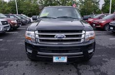 2015 Ford Expedition Limited #WhiteMarshFord