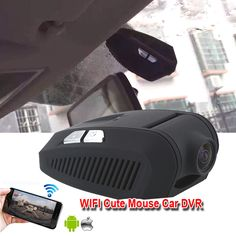 Super FHD 1080P WIFI Car DVR Dash Cam Night vision With Novatek 96658 Chip and Sony IMX323 Sensor for all cars