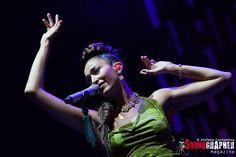 NINA ZILLI - FRASI&FUMO SUMMER TOUR http://www.soundgrapher.com/photolive-nina-zilli-roma-06072015/