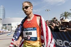 Trading One Marathon for Another, an Olympic Runner Returns to the Classroom…