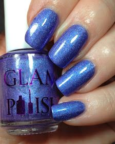 Peer Pressure Polish: Glam Polish Exotic Illusions Swatches and Review