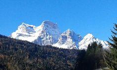 Monte Pelmo visto da Peaio di Cadore Dolomiti Belluno by Gemma B.