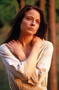 Jodie Foster in 'Nell'....good movie