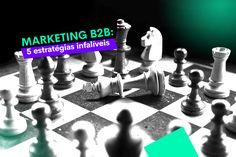 """Aplicar boas estratégias de Marketing B2B é essencial para o crescimento de uma empresa que precisa oferecer produtos ou serviços para outras empresas. Como o funil de vendas é feito por meio do """"business to business"""", esse processo prevê etapas mais demoradas e complexas em comparação ao marketing comum, feito para o consumidor final. Marketing, Purchase Funnel, Middle, Entrepreneurship, Boas, Products"""