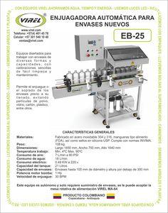 EB-25 VIREL Luz Led, Shopping, Cleaning