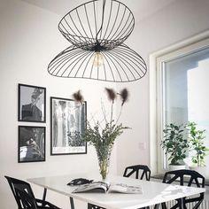 Buy your Ray ceiling lamp from Globen Lighting at Nordic Nest. Luminaire Design, Lamp Design, Ceiling Lamp, Ceiling Lights, Room Lamp, Home Decor Styles, Decoration, Designer, Living Room Decor