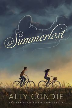 Summerlost; cover by Jen Bricking