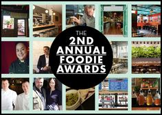 The 2nd Annual Brooklyn Foodie Awards.