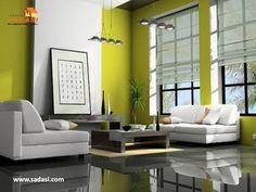 #decoracion LAS MEJORES CASAS DE MÉXICO.  Si usted planea cambiar de color su hogar según el Feng Shui, debe saber que cada tono tiene un significado. El verde por ejemplo, tiene un poder relajante y es especialmente adecuado para los dormitorios y el amarillo evoca al sol y es idóneo para la sala de estar. En Grupo Sadasi, le invitamos a conocer los desarrollos que tenemos para usted en 14 estados del país. www.sadasi.com
