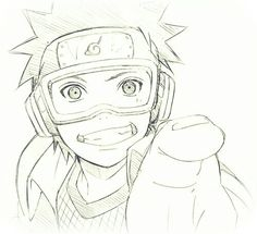 Just watch me. I'll become hokage and save this world!