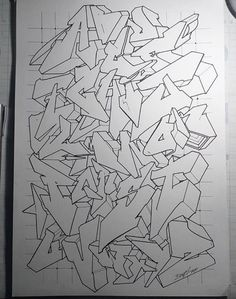Graffiti Lettering Alphabet, Graffiti Font, Graffiti Designs, Graffiti Artwork, Graffiti Wallpaper, Graffiti Drawing, Doodle Lettering, Graffiti Styles, Doodle Fonts