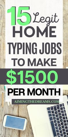 Legitimate typing jobs to work from home and earn money. If you are good at typing and looking for typing jobs to work from home. #typingjobs #workfromhome #makemoneyfromhome #earnmoneyfromhome Earn Money From Home, How To Get Money, Typing Jobs, Virtual Assistant Jobs, Microsoft Word Document, Short Essay, Survey Sites, Looking For People, Work From Home Jobs
