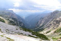 Drei Zinnen - Auronzo Dolomites, Alps, Italy - August 2011 By Shred69