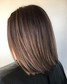 Gorgeous fall hair color for brunettes ideas (31)