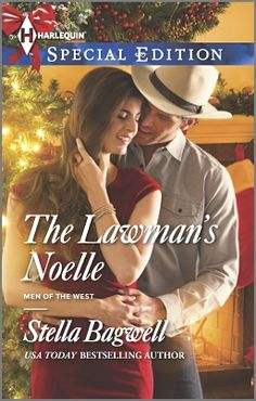 The things you find under the mistletoe!While running her own ranch, Noelle Barnes had encountered all sorts of surprises. But an unconscious cowboy? That was a first! Yet Evan Calhoun was no ordinary rancher. He was a lawman on the hunt for some rustlers. And with her tragic past, there was no way Noelle was going to trust herself to the long arms of the law…From the moment he looked into her velvety brown eyes, Evan knew Noelle had secrets. Torn between admiring her independence and ...