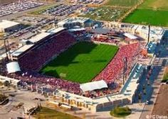 Pizza Hut Park- FC Dallas '09-'12. Finally made it back home to play for my home team! Captained the team to MLS Cup 2010. October 28, 2012, would be my last game in this stadium. Before signing with FC Dallas, I was fortunate enough to play 2 MLS Cups here with the N.E. Revolution in 2005 and 2006.