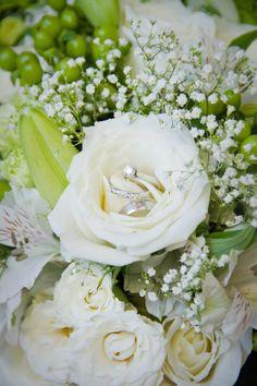 Rings + Flowers