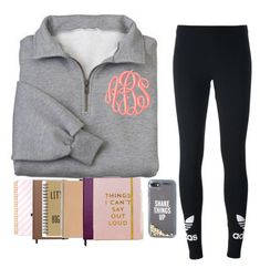 """going to have so much homework to do because i missed school"" by jada-bug ❤ liked on Polyvore featuring Oxford, adidas Originals, Miss Selfridge, Shinola, Sloane Stationery, Natural Life and Kate Spade"