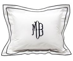 JuliaB.com: Custom Linens, Hand Embroidered Linens, Monogrammed Luxury Linens