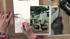 Drawing Secrets: Techniques for Realistic Results with Carrie Stuart Parks