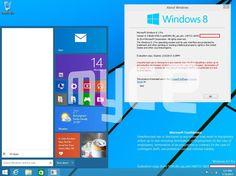 Alleged Windows 9 Screenshot Leaked shows new Start Menu, Windows 9 screenshots leaked, Windows 9 look leaks, leaks of Windows 9 Social Networks, Social Media, Digital Marketing Business, Gadgets, Education Humor, Marketing Plan, Mobile Marketing, Marketing Strategies, Tecnologia