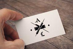 L'Atelier du Lyon - Identité visuelle - VFDEZIGN Graphiste Lyon - Virginie Fernandez Business Card Logo, Branding, Logos, Logo Design, Hipsters, Corporate Design, Virginia, Atelier, Brand Management