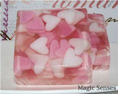 Be Mine Handcrafted Glycerin Soap
