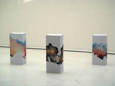 Aleksandra Domanovic Paper Sculptures