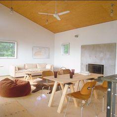 plancher contreplaqué plywood floor
