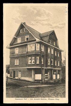 Nassauer Hof 1914