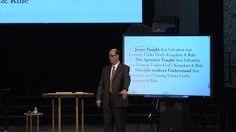 ESH-20 The Discipline of Disciple Making: Seeing, Understanding, Entering, Living & Seeking the Kingdom of God