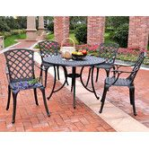 Found it at Wayfair - Sedona 5 Piece Dining Set