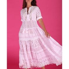 Shop - Antica Sartoria Short Sleeve Dresses, Dresses With Sleeves, Long Sleeve, Ibiza Fashion, Ibiza Style, White Dress, White People, Headscarves, Sleeve Dresses