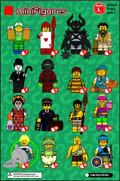 On at PM, said: More ideas for CMFs coming soon  Most looking forward to it! Lego Custom Minifigures, Lego Minifigs, Legos, Lego Zoo, Lego Memes, Lego Wallpaper, Lego Creator Sets, Lego Furniture, Lego Truck