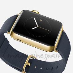 apple watch edición oro