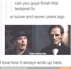 """They have a GIF for Abraham Lincoln: 