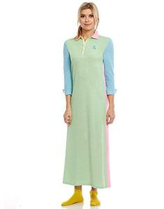 I just wore this last weekend  Ralph Lauren Nightgown, Maxi Long Sleeve Piqué Polo Style, Polly/Cotton follow this link click here https://www.amazon.com/Ralph-Lauren-Nightgown-Sleeve-Cotton/dp/B01ITR7J2W%3FSubscriptionId%3DAKIAIDRVQGD77IOHEZXQ%26tag%3Dhandbag2010-20%26linkCode%3Dxm2%26camp%3D2025%26creative%3D165953%26creativeASIN%3DB01ITR7J2W for much more detail about it. Thanks and please repin if you like it. :)