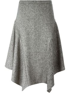 Achetez Stella McCartney tweed asymmetric skirt en Donne Concept store from the world's best independent boutiques at farfetch.com. Shop 300 boutiques at one address.: