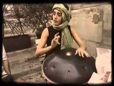 Golshifteh Farahani on the Hang Drum | Amazing - YouTube