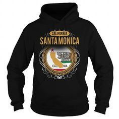 Cool  SANTA MONICA CALIFORNIA T shirts