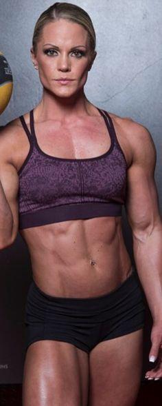 #fitness #motivation #muscle #girlpower #muscular #woman #bodybuilding #biceps #flex