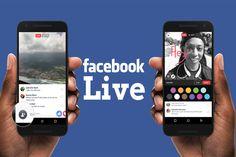 Fala Pessoal cheguei com mais uma novidade para vocês do nosso amigo Facebook e dessa vez ele vem com novidades na plataforma de video ao vivo.